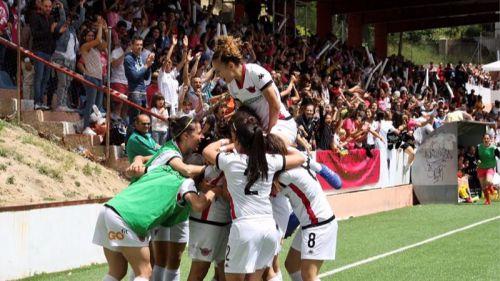 La historia de superación del Real Madrid femenino llega a su fin en HBO