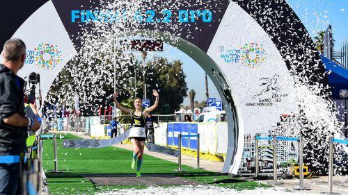 Disfruta de la Maratón de Tel Aviv desde cualquier lugar del mundo