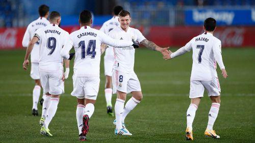El Real Madrid vuelve al Di Stéfano 28 días después