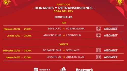 Athletic Club - Levante UD, una semifinal inédita