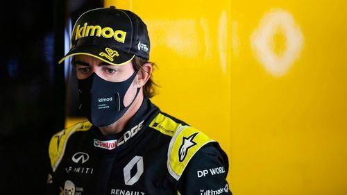 Fernando Alonso es operado con éxito tras sufrir un accidente en bicicleta