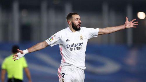 Real Madrid: Benzema ha marcado el primer gol madridista en ocho partidos
