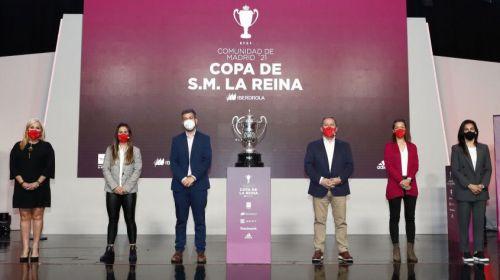 Así quedan los cuartos de final de la Copa de SM La Reina