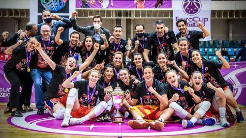Valencia BC entra en el selecto club de equipos españoles con títulos internacionales