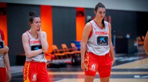 Raquel Carrera y Aina Ayuso, elegidas en el draft de la WNBA