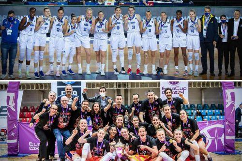 Baloncesto: Los equipos españoles brillan en Europa
