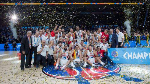 Selección Masculina: España conoce este jueves rivales y sede de la primera fase del Eurobasket 2022