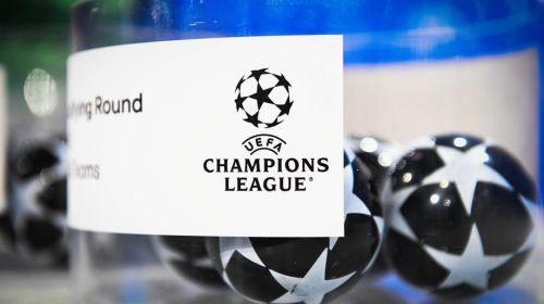 Segunda ronda de clasificación de la UEFA Champions League