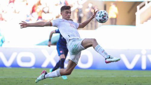 La UEFA incluye a Pedri en el 11 ideal de la Eurocopa