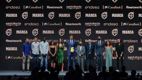 El baloncesto español celebra con ilusión sus Premios 2021