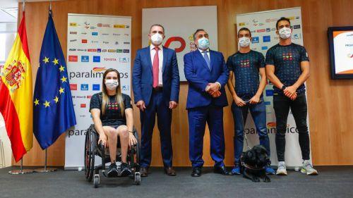 Tokio 2021: 135 deportistas conformarán el equipo paralímpico español