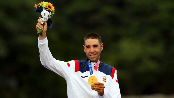 David Valero conquista el bronce en mountain bike