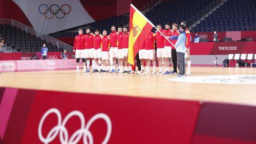 Los Hispanos caen ante Francia en los Juegos Olímpicos