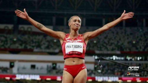 Juegos Olímpicos: Ana Peleteiro, bronce en Triple Salto