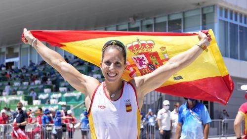 Octava medalla para España: Teresa Portela logra la plata en sus sextos JJOO