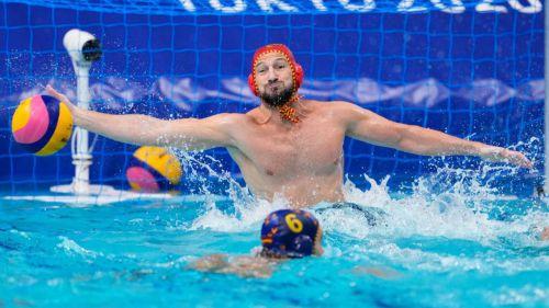 La selección masculina de waterpolo se mete de lleno en la lucha por las medallas