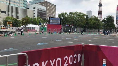 Un estudio revela el porqué de los golpes de calor en los Juegos Olímpicos de Japón