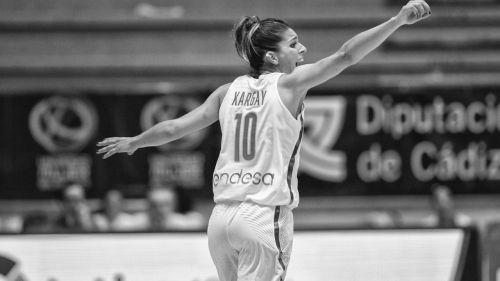La Federación Española de Baloncesto muestra su apoyo a Marta Xargay y condena cualquier conducta abusiva