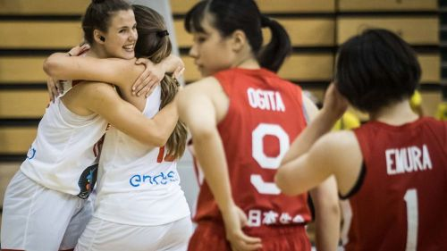 Baloncesto: La U19 Femenina gana a Japón y se mete en cuartos de final