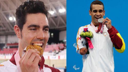 España asciende al undécimo puesto en el medallero de los Juegos Paralímpicos de Tokio 2020
