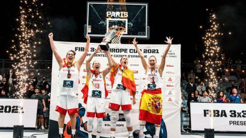 ¡Campeonas de Europa! La selección femenina de baloncesto hace historia en París