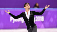 Javier Fernández luchará por el oro en Pyeongchang