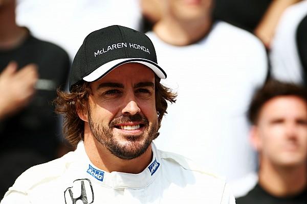 Alonso confía en que 2016 será distinto