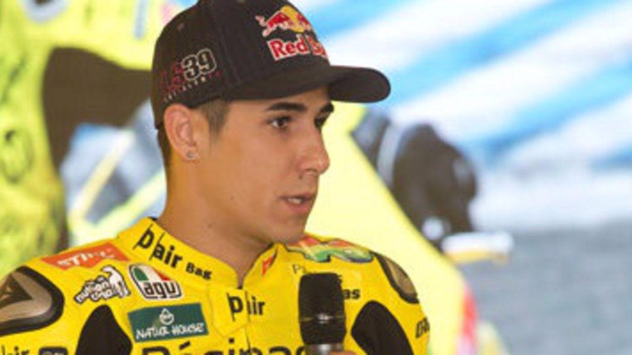 Fallece el piloto de Moto2 Luis Salom