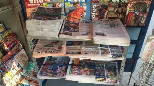 Más del 70% de los españoles lee noticias