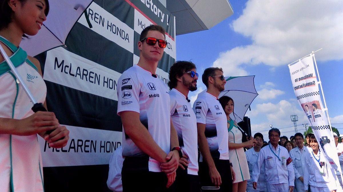 Alonso: 'El sueño es acercarnos al top 5'