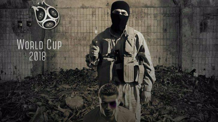El ISIS sigue con sus amenazas al Mundial utilizando a Cristiano