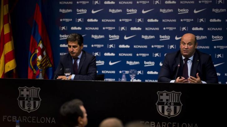 El Barça no contempla fichar en invierno