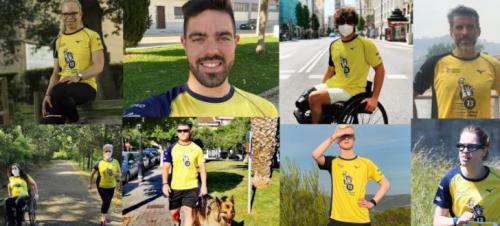 La Carrera Liberty virtual reúne a 3.000 participantes en favor de promesas paralímpicas de España