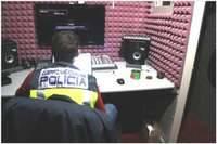 Operación contra la retransmisión ilegal de partidos de fútbol