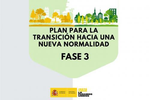 La 'Fase 3' nos traerá la celebración de espectáculos y actividades deportivas