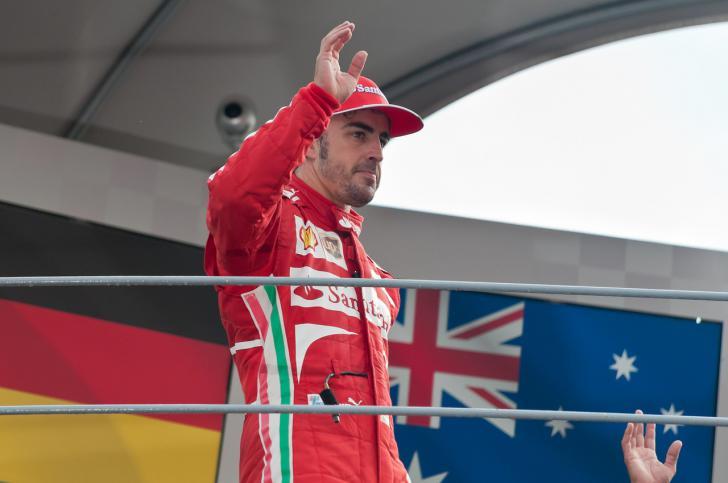 Fernando Alonso tiene un reto