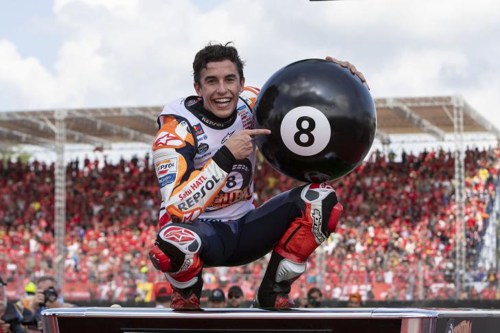 17 títulos mundiales para el motociclismo español en 2019, ¡RÉCORD ABSOLUTO!