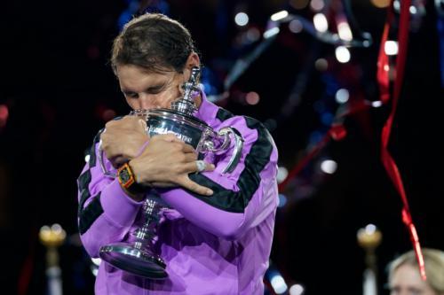 Nadal vuelve a conquistar el US Open