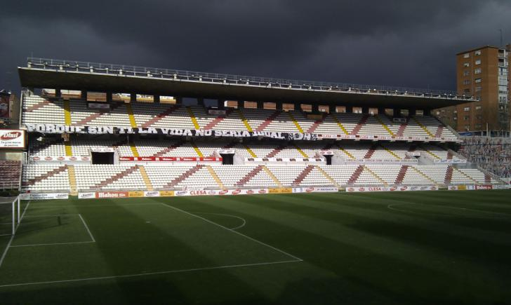 El estadio del Rayo Vallecano supera el informe técnico