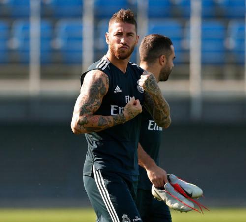 """Sergio Ramos: """"Preferimos una Champions a tres Copas del Rey"""""""