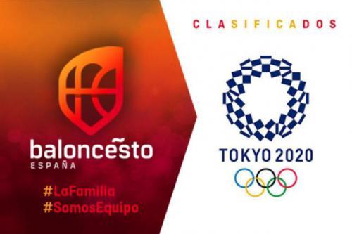 España estará en los Juegos Olímpicos de Tokio 2020
