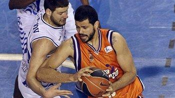 El Valencia Basket se llevo el derbi valenciano